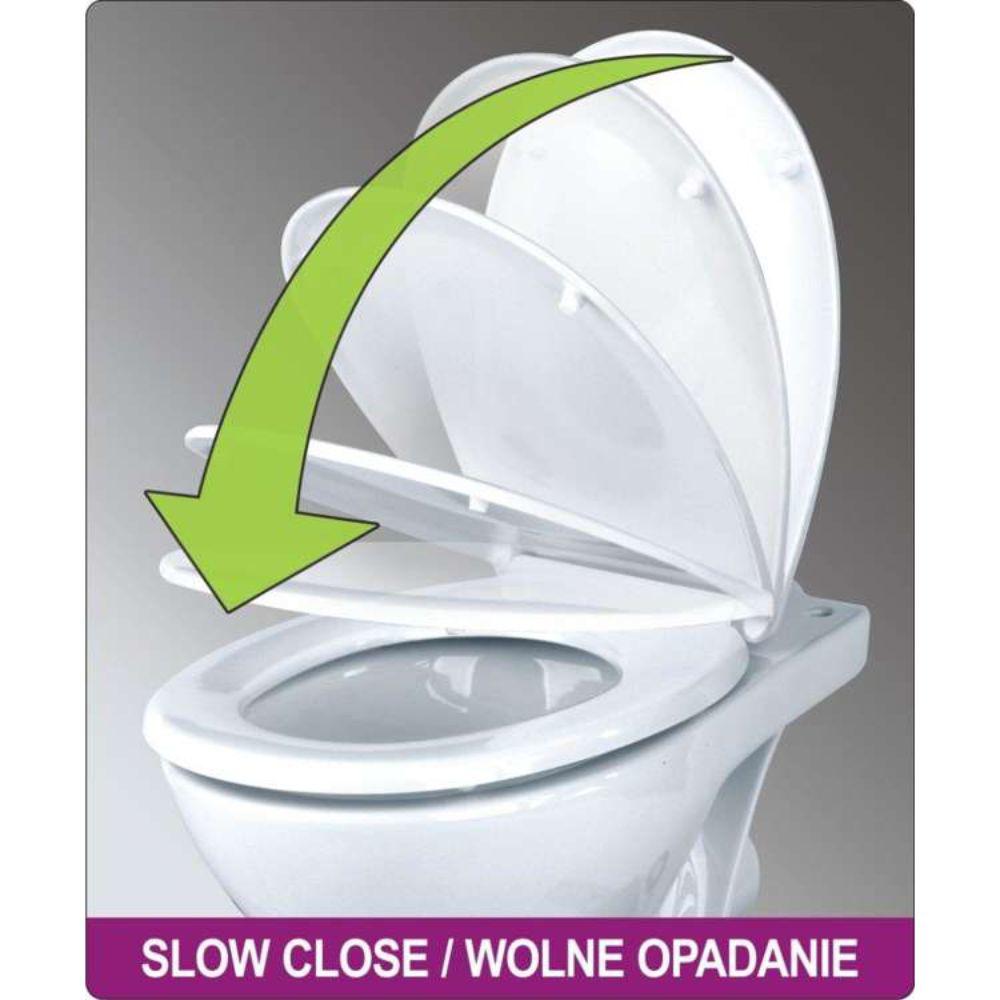 Снимка на Тоалетна седалка FALA DUROPLAST